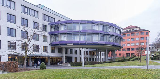 Laser Therapie Zentrum - Krankenhaus Bad Cannstatt